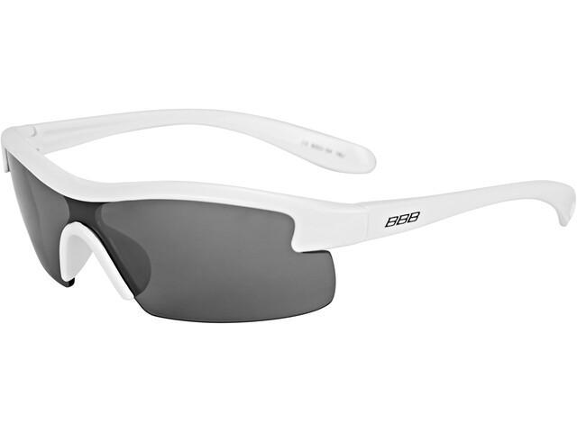 BBB Kids BSG-54 Cykelbriller Børn hvid (2019) | Briller